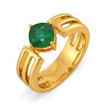 Shade of Sage Gemstone Rings