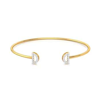 The Dutch Touch Diamond Bangles