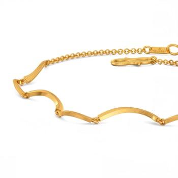 Pivot Play Gold Bracelets