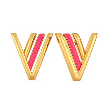 Vacay Vibes Gold Earrings