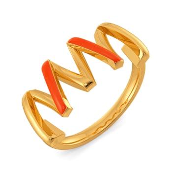 Merry Cherie Gold Rings