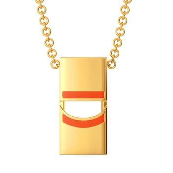 Daily Dances Gold Pendants