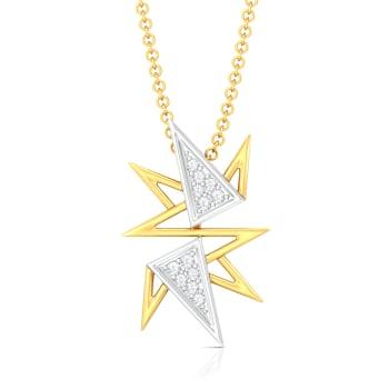 Cabaret Chic Diamond Pendants