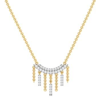 Sparkling Strands Diamond Necklaces