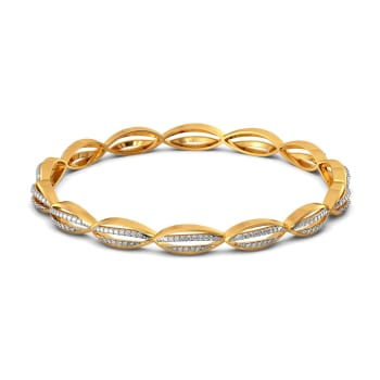 Happy Go Lily Diamond Bangles