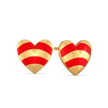 The Golden Glow Gold Earrings
