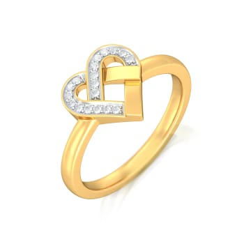 Love Antidote Diamond Rings