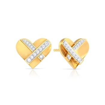Savage Situation Diamond Earrings