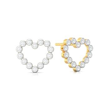 So Saccharine! Diamond Earrings