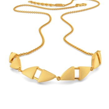 Play It Down Gold Necklaces