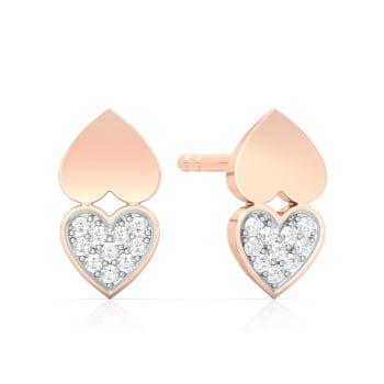 Smitten Kitten Diamond Earrings