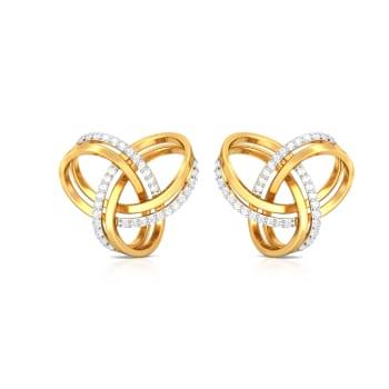 Crazy Love Diamond Earrings