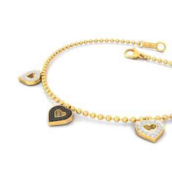 Soul n' Spunk Diamond Bracelets