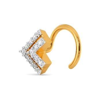 Skimpy Secrets Diamond Nose Pins