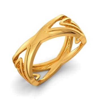 Bourgeois Bonjour Gold Rings