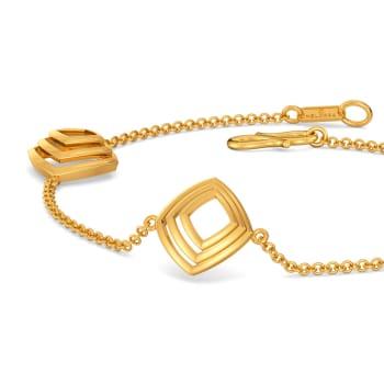 Trilogy Tales Gold Bracelets