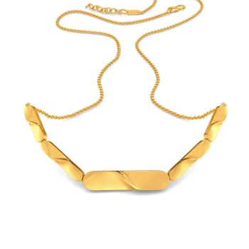 Ace of Base Gold Necklaces