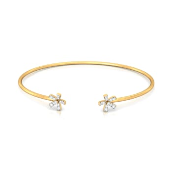 Starry Starry Lights Diamond Bangles