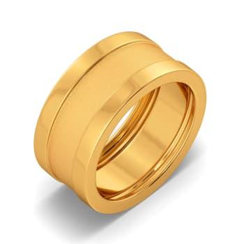 Classic Fantastic Gold Rings