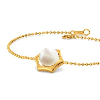 Pop of Polka Gemstone Bracelets