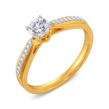 Coup de Mâitre Diamond Rings