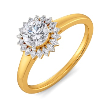 Star Struck Diamond Rings