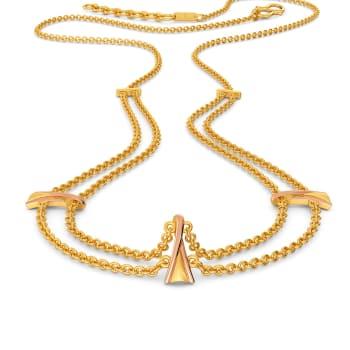 Safari Explorer Gold Necklaces