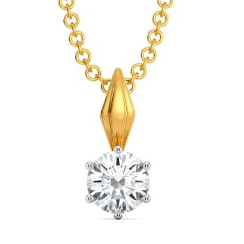Dazzling Basics Diamond Pendants