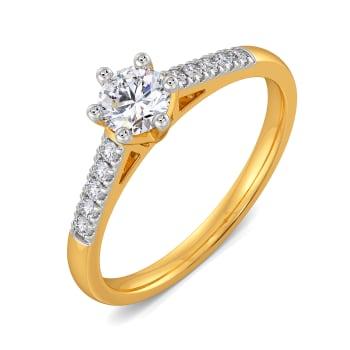 Love Sherlocked Diamond Rings