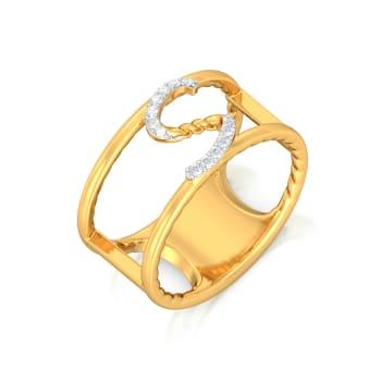 Street Sass Diamond Rings