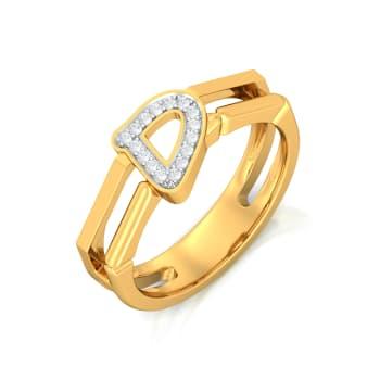 Dudette Dreams  Diamond Rings