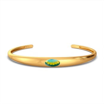 Hippie Hit Gold Bangles
