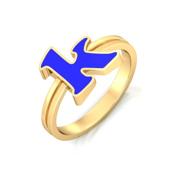 Know-it-all Gold Rings