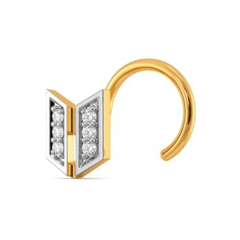 Français Fab Diamond Nose Pins