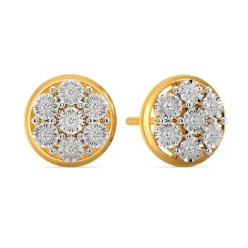 Glitz Glory Diamond Earrings
