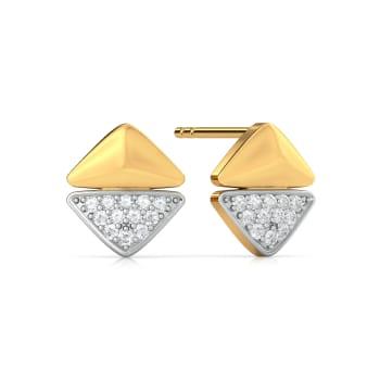 Rule of Two Diamond Earrings