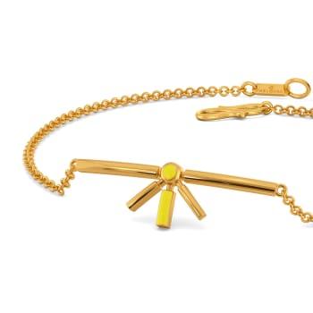 Ideally Lit Gold Bracelets