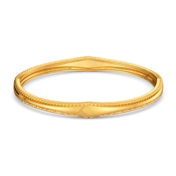 Folklore Mods Gold Bangles