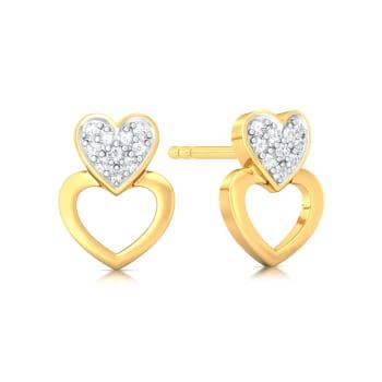 Grand Gestures Diamond Earrings