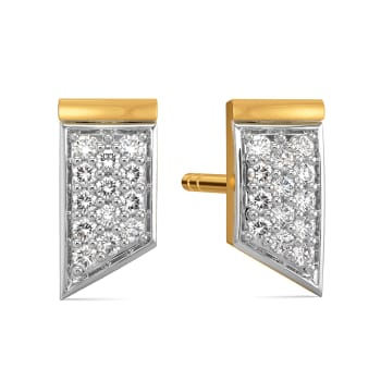 Root for Mute Diamond Earrings