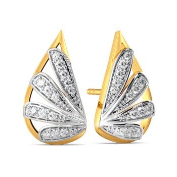 Paisley Sparks Diamond Earrings