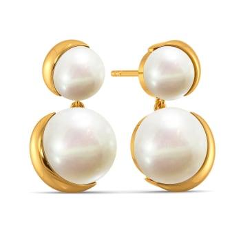 Polka Play Gemstone Earrings
