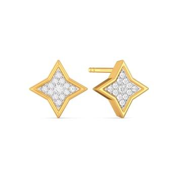 The Star Czar Diamond Earrings