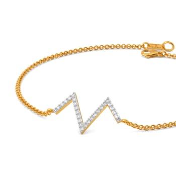 The Power Suit Diamond Bracelets