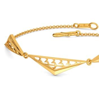 Winter Staples Gold Bracelets