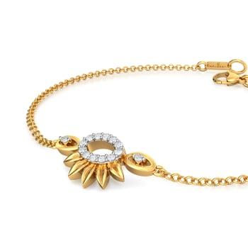 Sunny Shine Diamond Bracelets
