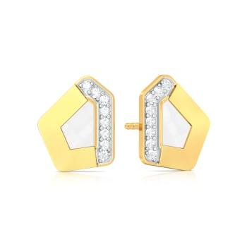 Colour Me Light Diamond Earrings