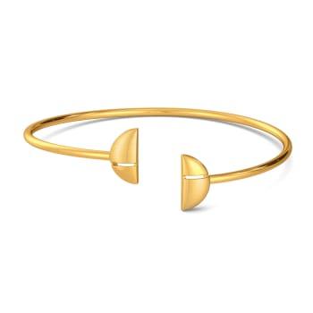 Bonjour Style Gold Bangles