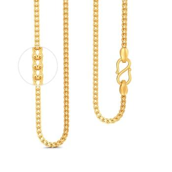 22kt Mesh chain Gold Chains