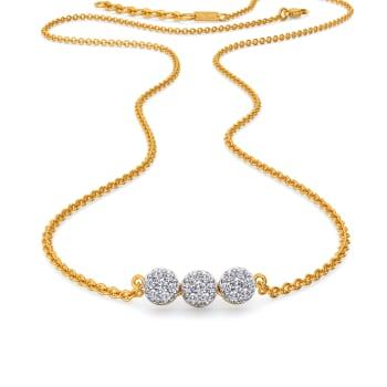 Chic Parade Diamond Necklaces